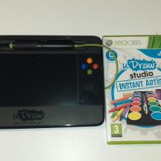 Tableta Wireless U DRAW + Joc Instant Artist - Controller -  XBOX 360