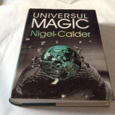 Universul Magic - Nigel Calder--RF17/1