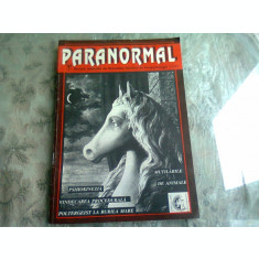 REVISTA PARANORMAL NR.3/1992