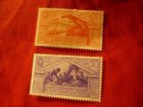 2 Timbre Italia 1930 - 2000 Ani Vergilius , val. 20 si 50C fara guma, Nestampilat