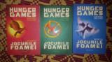 Jocurile foamei 3 volume/an 2013 - suzanne collins