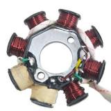 Magnetou scuter chinezesc 50-80cc 8 bobine (5 fire mufa 3+2), China