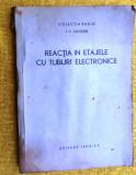 Reactia in etajele cu tuburi electronice
