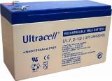 Acumulator plumb acid Ultracell 12V 7.2AH