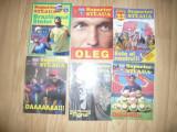 Colectie 10 Reviste Suporter Steaua FCSB-nr.2,3,4 din 2004 ; 6-10 din 2005 si 5
