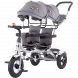 Cumpara ieftin Tricicleta Gemeni 2Play, Colectia 2020 Grey