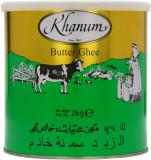 Cumpara ieftin Khanum Butter Ghee (Ulei Indian - Unt) 2kg