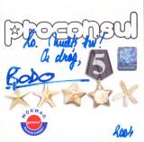 CD Rock: Proconsul - 5 Stele ( 2004, original, cu autograf BODO )
