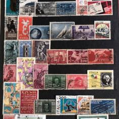 5930 - lot timbre Italia