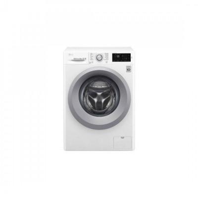 Masina de spalat rufe LG F4J5TN4W.ABWQWMR 1400rpm 8 Kg Clasa A+++ Alb foto
