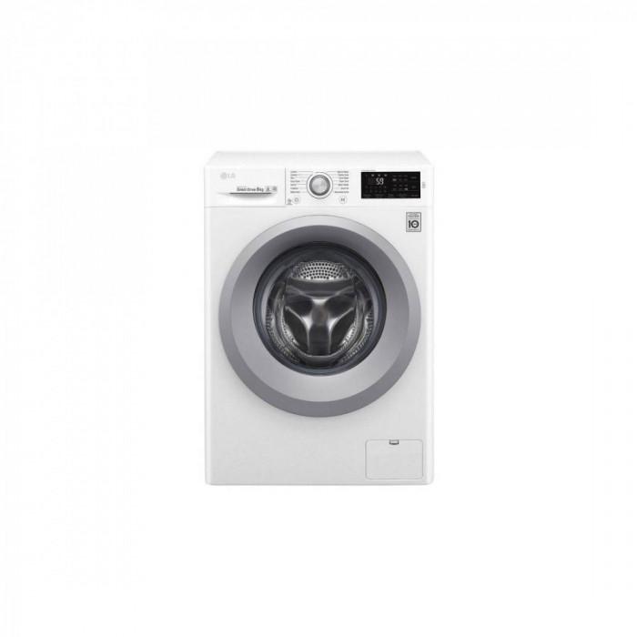 Masina de spalat rufe LG F4J5TN4W.ABWQWMR 1400rpm 8 Kg Clasa A+++ Alb