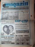 Ziarul magazin 7 noiembrie 1992