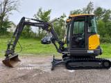 Mini excavator Volvo ECR 35D
