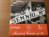 semnal m cd disc compilatie muzica rock romaneasca de colectie jurnalul national