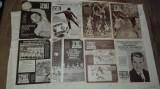REVISTE SPORT CU PREZENTAREA UNOR ECHIPE DE FOTBAL DIN ANII 1970- 1980