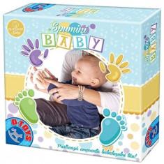 Baby Spumini -pastreaza amprenta manutei sau a talpei bebelusului!