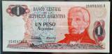 1 peso 1983/1984 Argentina UNC