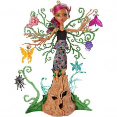 Papusa Monster High Garden Ghouls Treesa Thornwillow Feature