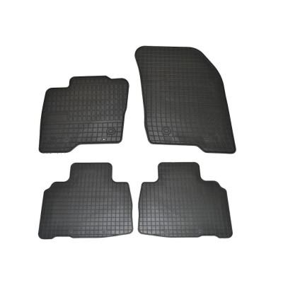 Covorase Ford Edge 2014- culoare Negru, presuri BestAutoVest, 4 buc. foto
