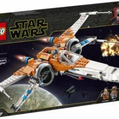 LEGO Star Wars, X-wing Fighter al lui Poe Dameron 75273