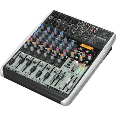 Mixer audio Behringer XENYX QX1204USB foto
