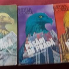 VINTILA CORBUL PASARI DE PRADA 3 VOL