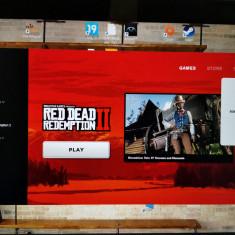 Cont Rockstar Gaming PC Red dead redemption 2 și gta V