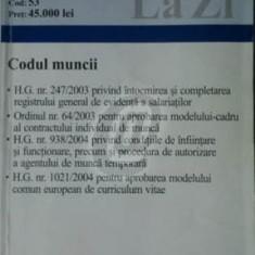 Codul muncii 2004