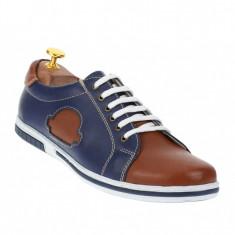 Pantofi barbati sport din piele naturala - NIKALBATRUMARO