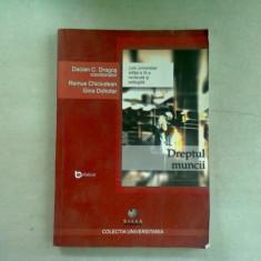 DREPTUL MUNCII - DACIAN C. DRAGOS (CURS UNIVERSITAR, EDITIA A III-A)