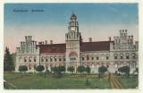cp Cernauti : Resedinta - 1918