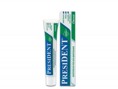Pasta de dinti PresiDent Classic pentru uz cotidian 75 ml foto