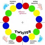 Cumpara ieftin Joc Twister - Joc de societate pentru copii si adulti