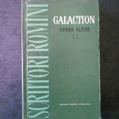GALACTION - OPERE ALESE volumul 4