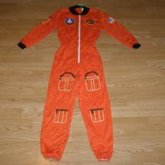 Costum carnaval serbare aviator astronaut pentru copii de 8-9 ani, Din imagine