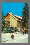 "CPIB 17291 CARTE POSTALA - POIANA BRASOV, HOTEL ""POIANA"", Circulata, Fotografie"