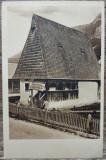 Casa lui Avram Iancu din Vidra de Sus, jud. Turda// CP, Circulata, Fotografie