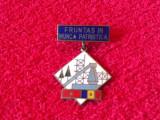 INSIGNA - Fruntas in Munca Patriotica