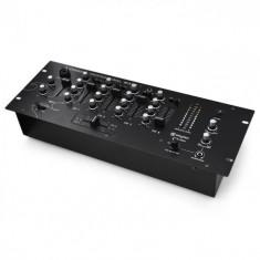 Skytec STM3001 DJ mix cu 4 canale și funcția de preascultare