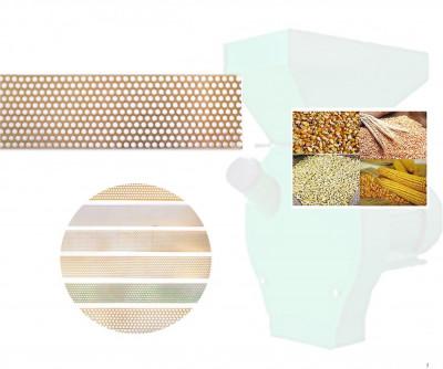 Sita de schimb 3mm pentru moara electrica 3in1 de macinat cereale si furaje foto