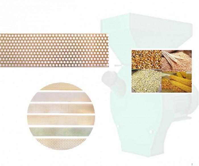 Sita de schimb 3mm pentru moara electrica 3in1 de macinat cereale si furaje