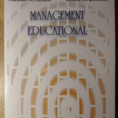 MANAGEMENT EDUCATIONAL - PALOMA PETRESCU, LUCRETIA SIRINIAN