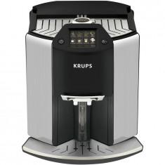 Espressor automat Barista EA907D31, 1450W, 15bari, rezervor boabe 250g, rezervor apa 1.7L, Inox