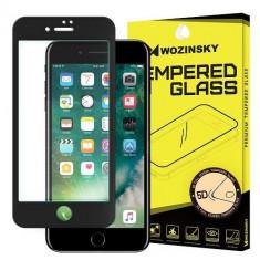 Folie Sticla Iphone 7 Iphone 8 Wozinsky 5D Black
