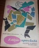 EDITIE SPECIALA  SPECTACOL DE ESTRADA PENTRU COPII- E, Jurist , I, Mustata