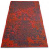 Covor Vintage 22208/021 roșu rozetă clasică, 160x230 cm