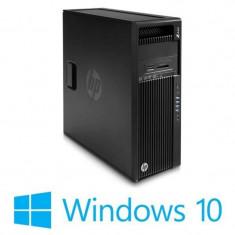 Workstation Refurbished HP Z440, Xeon Quad Core E5-1620 v3, Win 10 Home