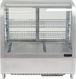 YATO GASTRO Vitrina frigorifica 160W,100L, 68X45X67 cm