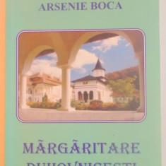 DIN INVATATURILE PARINTELUI ARSENIE BOCA . MARGARITARE DUHOVNICESTI , EDITIA A III-A REVIZUITA , 2009