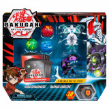 Set 5 Bakugan Battle Planet, Haos Dragonoid, Darkus Goreene, 20115627
